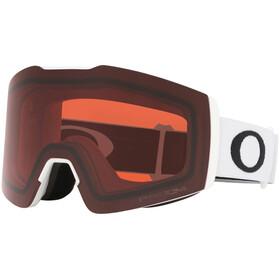 Oakley Fall Line XM Snow Goggles Dame white/prizm hi pink iridium